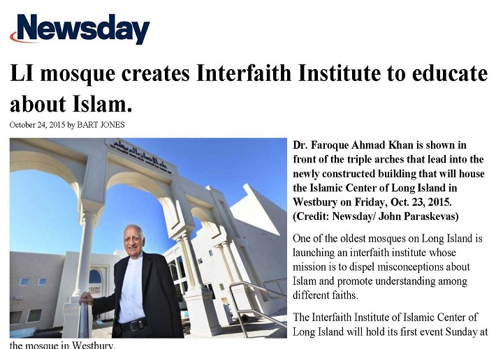 Interfaith Institute Image